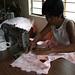 Sewing shop in Tiaong
