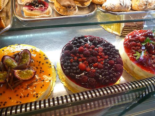 C/O Cake Gumshoe Dianne, Pasticceria Papa, Sydney, Australia