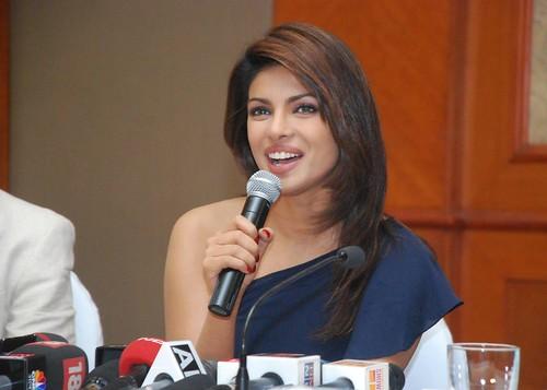 Priyanka Chopra Supports Save the Children Campaign
