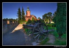 castle Czocha (Mariusz Petelicki) Tags: cannon hdr sudety karkonosze 3xp armata mariuszpetelicki zamekczocha castleczocha