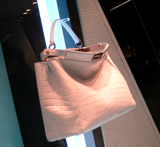 Peek - a - boo bag - Fendi