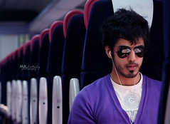 ,    ( MR.LoNeLy  Back) Tags: london train mohammed lonely journy mohd  mrlonely