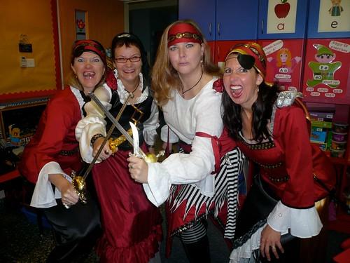 Halloween Pirates 2008