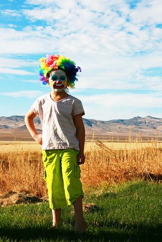 Clown Debra 2009