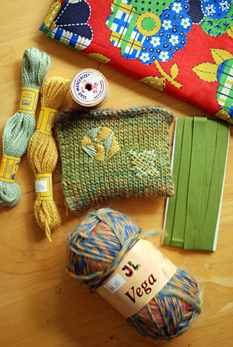 Wool Pouch Supplies