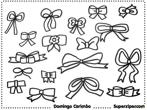 Domingo-carimbo: laços
