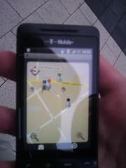 mister x kennt sich in dahlem nicht aus wir haben ihn,jetzt google  earth reply #droidcamp