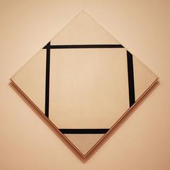 Mondrian V (Joanna van Eyck) Tags: ny newyork moma museumofmodernart mondrian piet pietmondrian