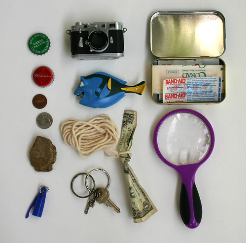 Spy Kit Contents