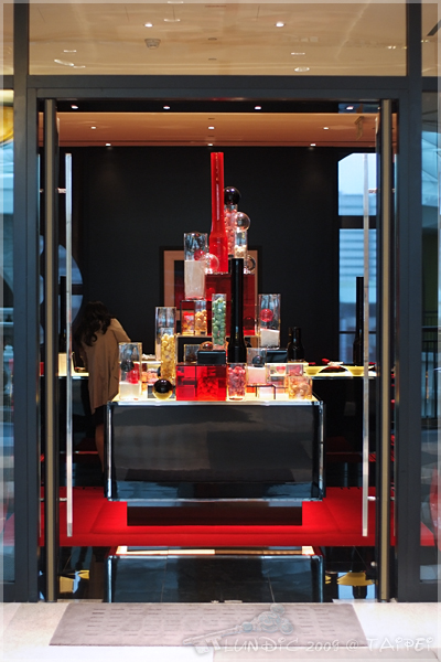 SALON DE THE de Joel Robuchon