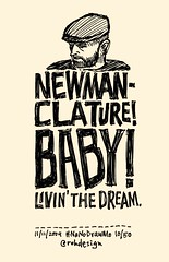 NaNoDrawMo 2009 - 10/50 - Newman-Clature!