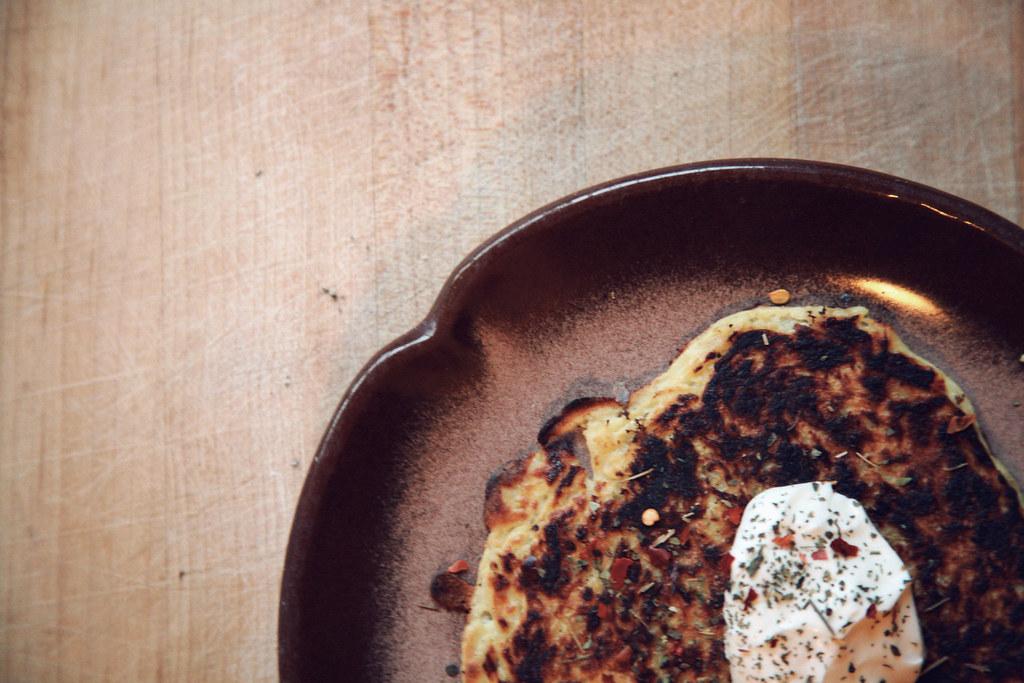 Spagetthi Squash Pancakes