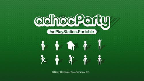 adhoc Party Logo