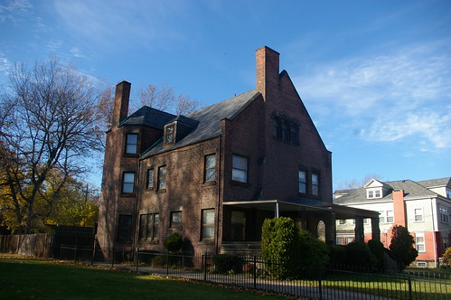 Dr. James Bell house