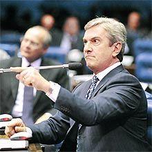 Collor , 20 anos depois, Senador (Luis Pereira1) Tags: lula collor sarney fernandocollor
