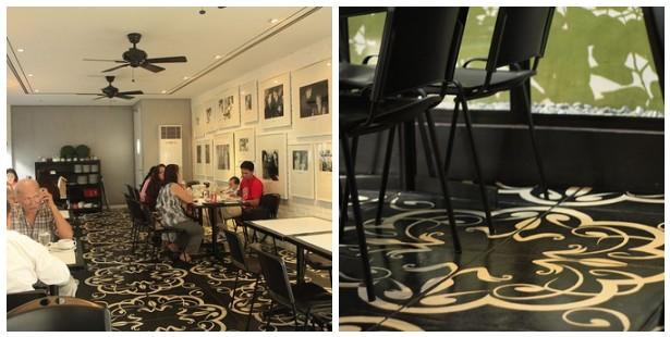 ManilaReviews: Romulo Cafe- interiors