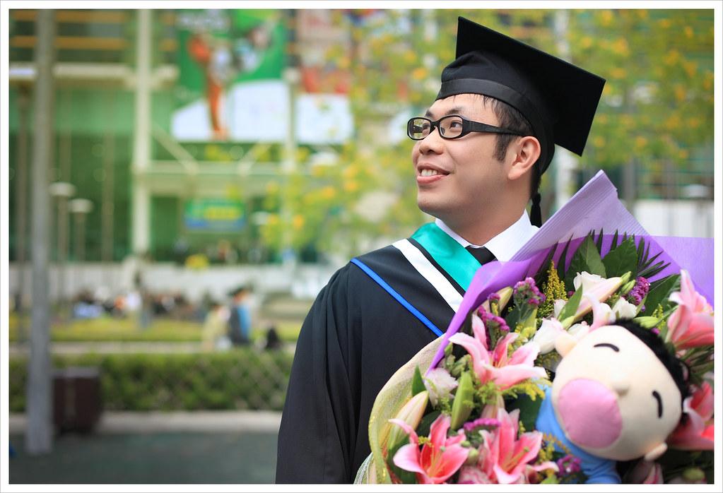 阿良畢業了