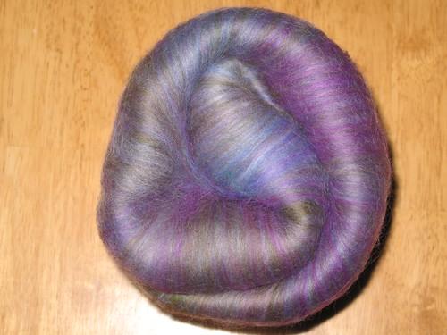 Purple Batt