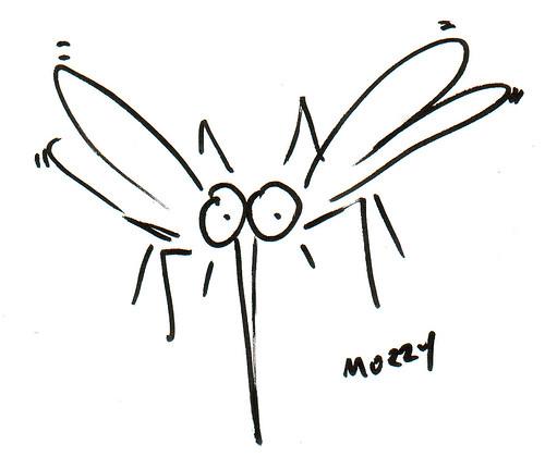366 Cartoons - 313 - Mozzy
