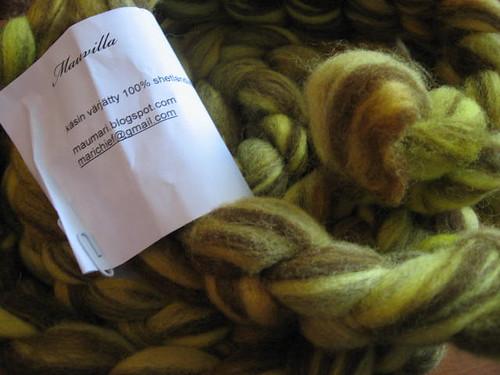 Mauvilla banaanitoffee