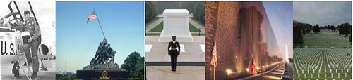 veterans affairs collage