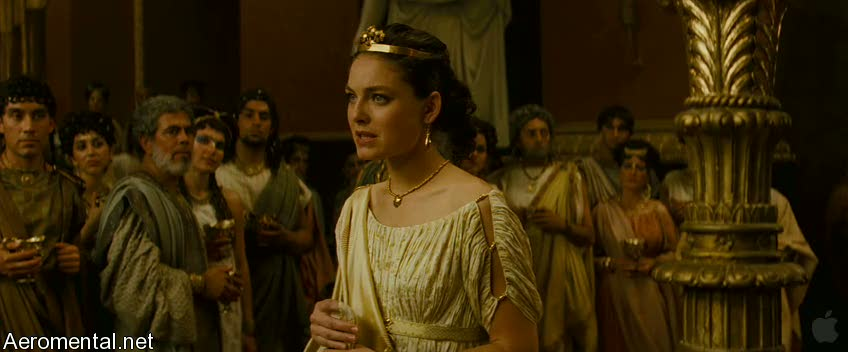 Clash of the Titans Andromeda Alexa Davalos