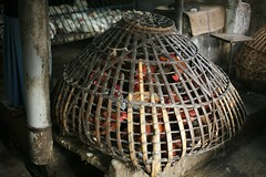 A basket full of (live) chicken.... (N A Y E E M) Tags: chicken basket market availablelight organic bazaar expensive bangladesh chittagong canonef50mmf14usm canoneos5d nayeemkalam kazirdewri