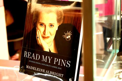 madeleine albright book