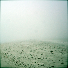 I waited and waited... (Gordana AM) Tags: morning blue shells cold verde green beach fog square cool sand empty cyan nobody pebbles vert strip vacant lonely zeleno lepiafgeo