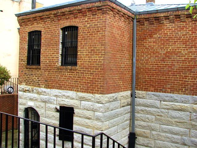 Old Greene County Gaol (Jail)
