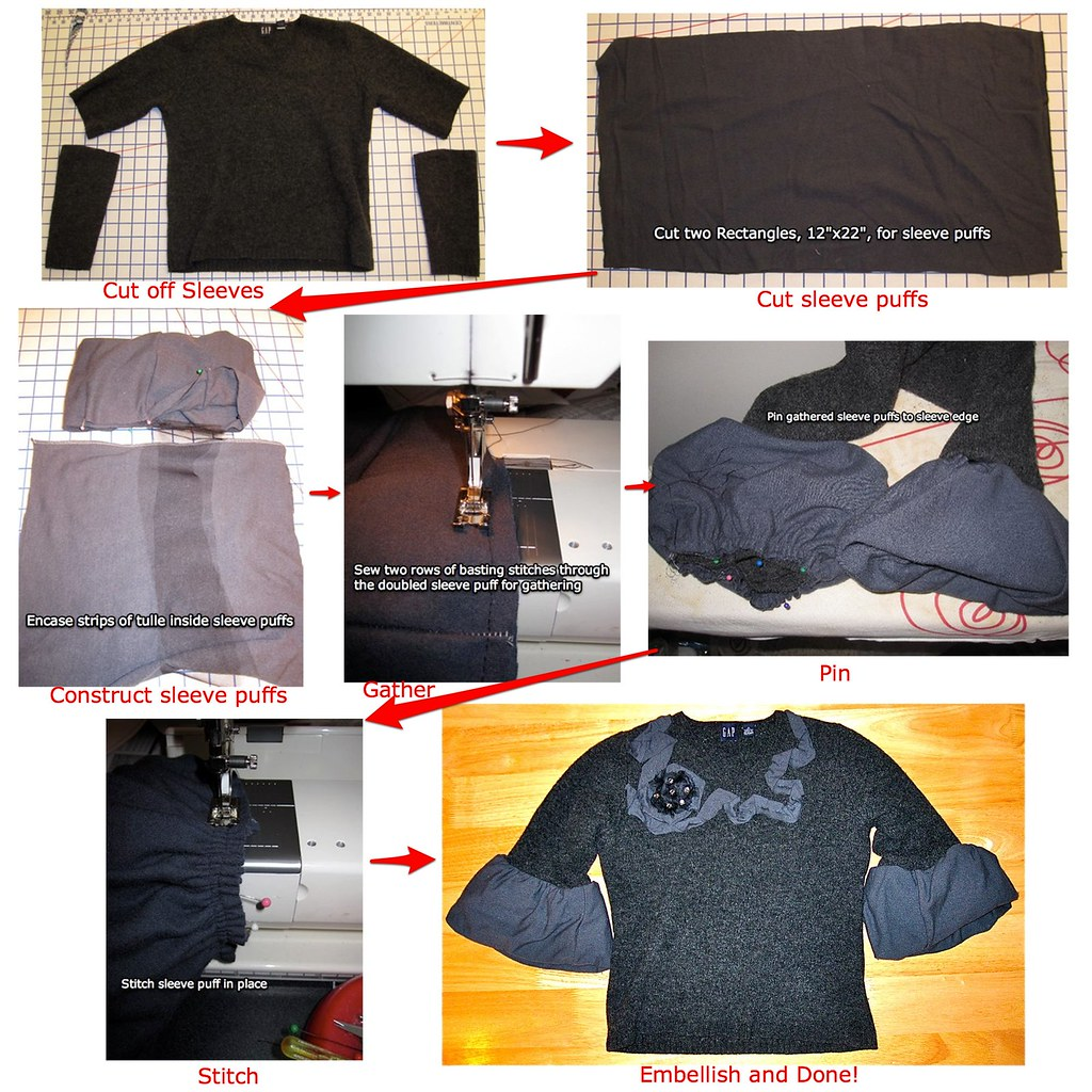 Gray Sweater Recon Tutorial
