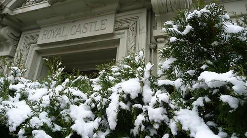 NYE 2009 Snowfall