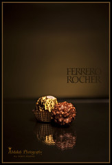 Le Chocolatier (Abdallah | Photography) Tags: photography interesting shoot chocolate top east explore delicious saudi arabia com middle product ferrero rocher abdallah gelled khobar explored strobist