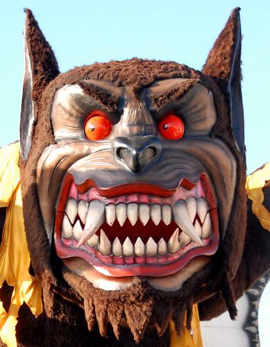 Masks of Viareggio