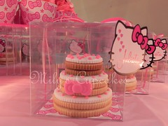 Cookies cake Kitty (Mily'sCupcakes) Tags: kittypinkfirstbirthdayjulyweddingacrilycgolosinaspersonalizadascupcakescookies cakepopspapeleristarjetonestoppersmilyscupcakesbuenosairesargentina