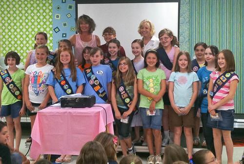 4th Grade GA's