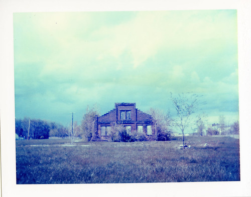 Polaroid 669, Lima Urban Decay