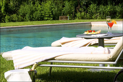 Hotel Relais della Rovere in Tuscany with Swimming Pool