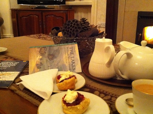 Welcomed to the Lake District by betsythedevine
