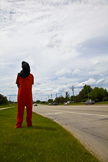 Anti-Torture Vigil - Week 49: 50th & University