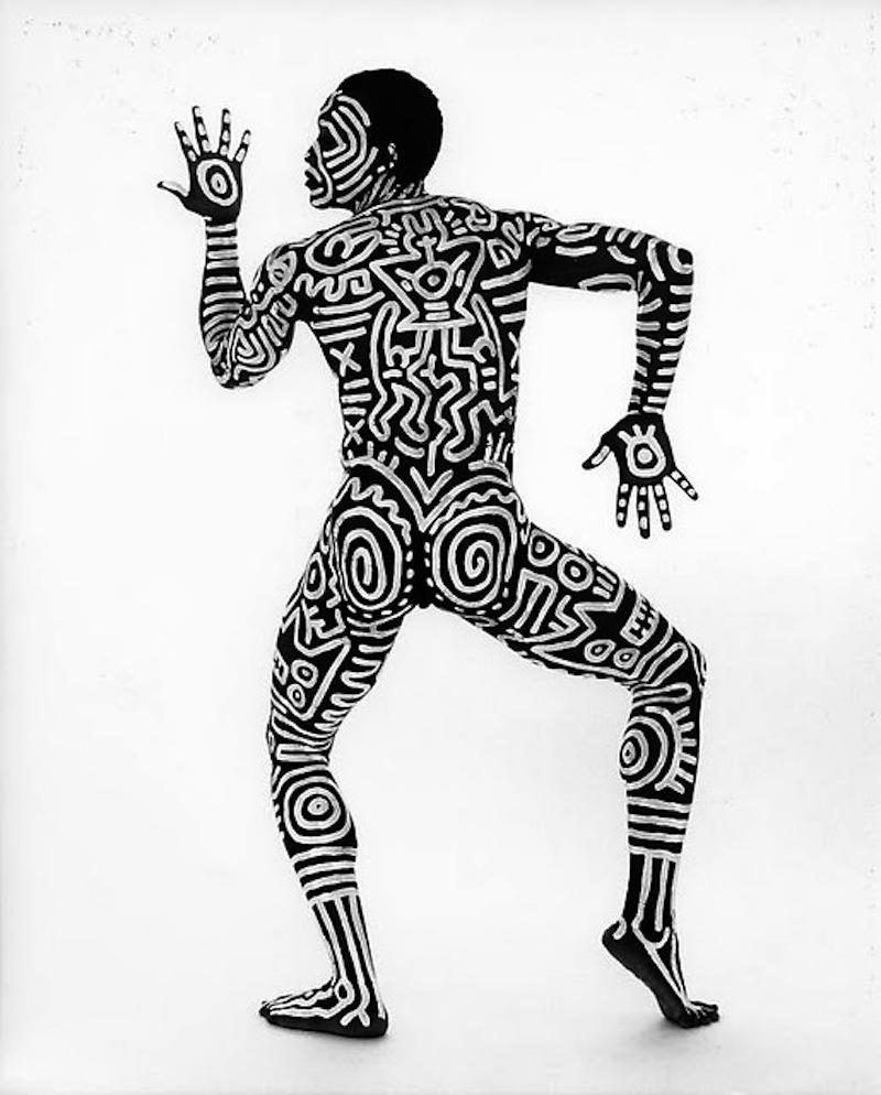 Tseng Kwong Chi Keith Haring Bill T. Jones  005