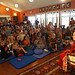 Yangsi Rinpoche meets with children in Vermont, 2010 photo by Matthieu Ricard