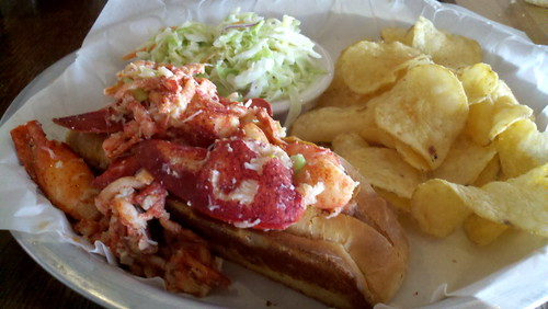 Famous Lobster Roll