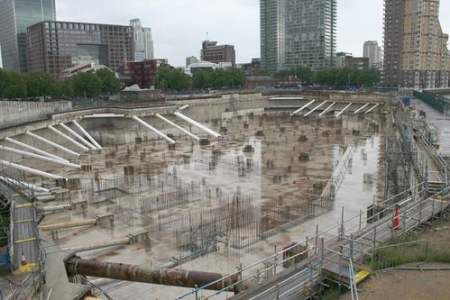 Abandoned foundations