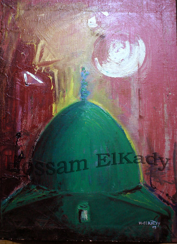 The Green Dome / Hossam  ElKady