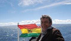 Selfie boliviano... (Valter49) Tags: bolivia titicaca valter49 valter