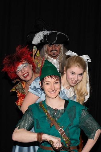 Peter Pan - Jugend Musiktheater