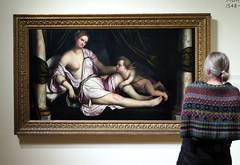 Undress Code (YIP2) Tags: italianrenaissance renaissance paintings art history watchers exhibition rijksmuseumtwenthe enschede italianpaintings portraits tosiomartinengo brescia people moretto venus
