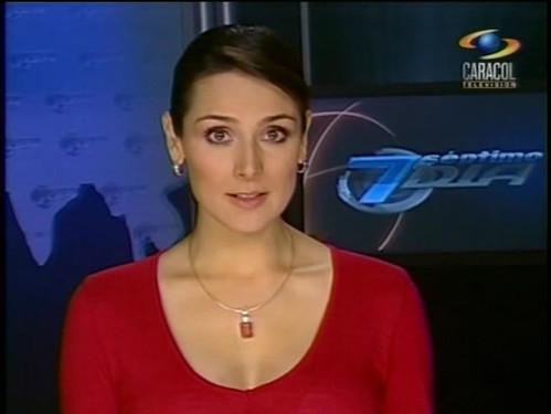 Silvia Corzo Séptimo día 20081130
