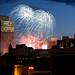 4th of July Fireworks - Albany, NY - 09, Jul - 17 by sebastien.barre